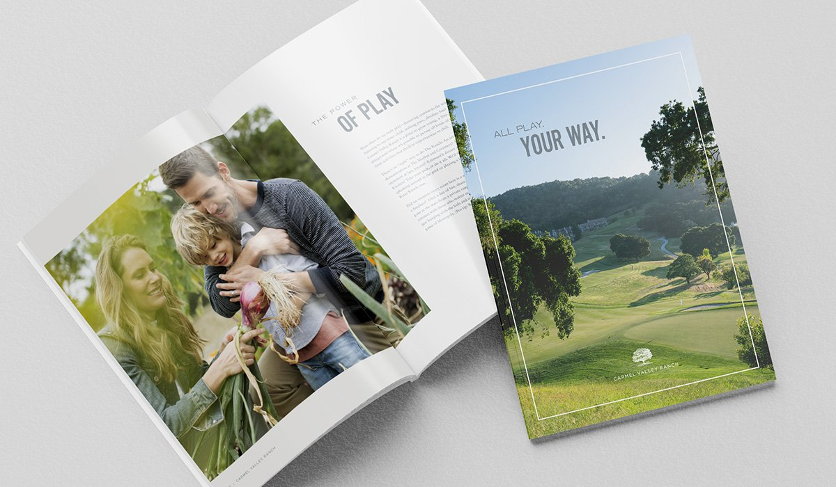 Carmel Valley Ranch brochure